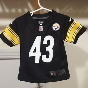 Nike NFL toddler Steelers Troy Polamalu jersey